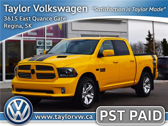 2016 RAM 1500 Sport (Stk: P62081) in Regina - Image 1 of 35