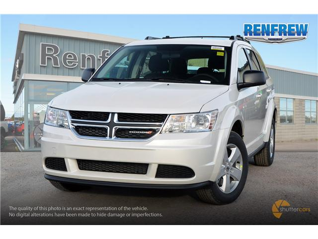 2018 Dodge Journey CVP/SE (Stk: J028) in Renfrew - Image 1 of 20