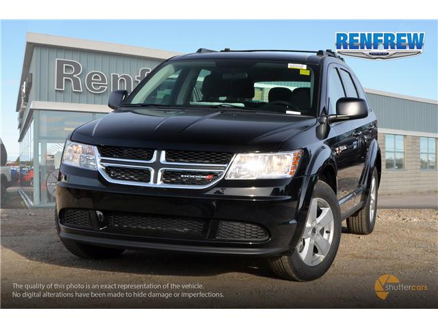 2018 Dodge Journey CVP/SE (Stk: J038) in Renfrew - Image 1 of 20