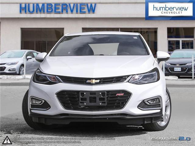 2018 Chevrolet Cruze Premier Auto (Stk: 801124) in Toronto - Image 2 of 27