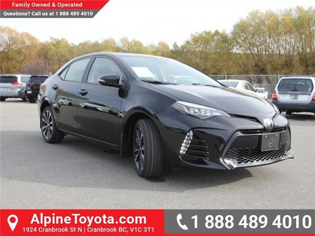 2018 Toyota Corolla SE (Stk: C980046) in Cranbrook - Image 7 of 18