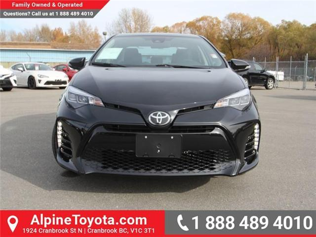 2018 Toyota Corolla SE (Stk: C980046) in Cranbrook - Image 8 of 18