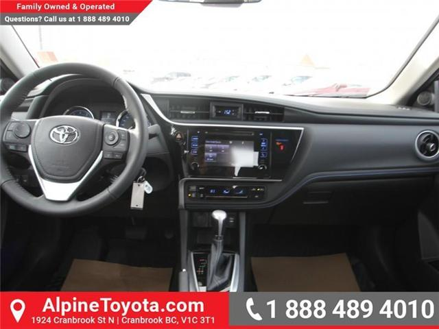 2018 Toyota Corolla SE (Stk: C980046) in Cranbrook - Image 10 of 18