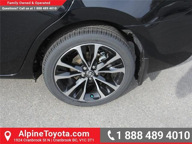 2018 Toyota Corolla SE (Stk: C980046) in Cranbrook - Image 18 of 18
