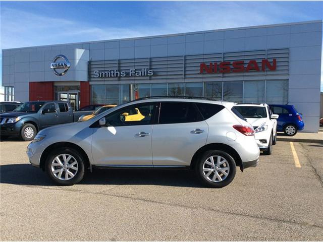 2014 Nissan Murano SL (Stk: P1903) in Smiths Falls - Image 1 of 12