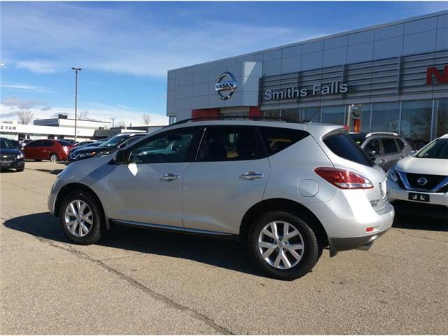 2014 Nissan Murano SL (Stk: P1903) in Smiths Falls - Image 2 of 12