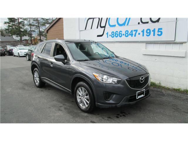 2014 Mazda CX-5 GX (Stk: 171335) in North Bay - Image 1 of 13
