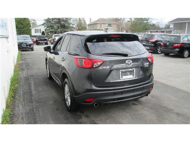 2014 Mazda CX-5 GX (Stk: 171335) in Richmond - Image 5 of 13