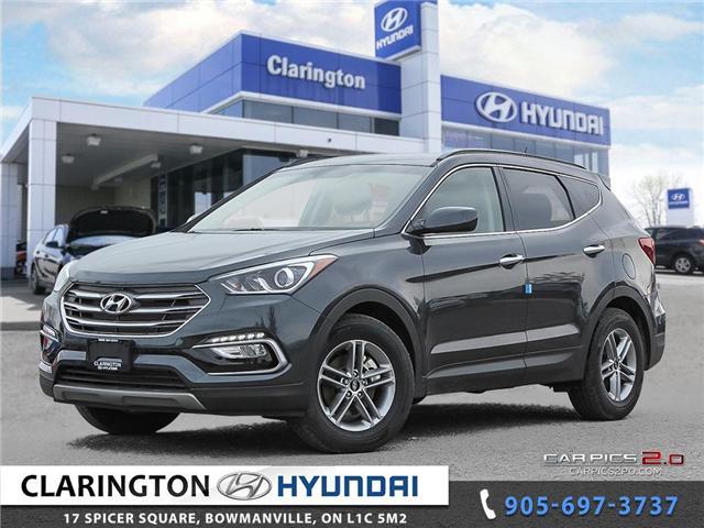 2018 Hyundai Santa Fe Sport 2.4 Base (Stk: 17784) in Clarington - Image 1 of 27