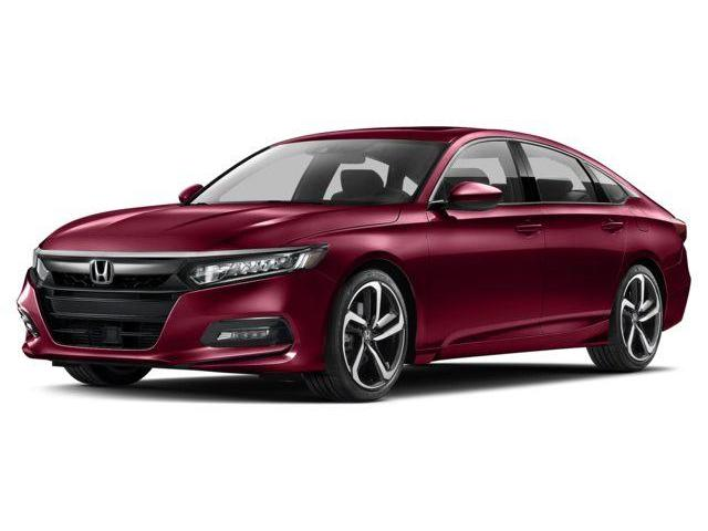 2018 Honda Accord Sport (Stk: 18196) in Barrie - Image 1 of 2