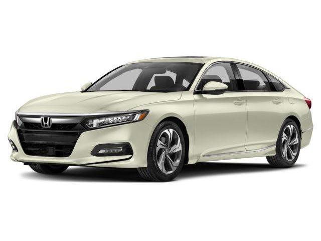 2018 Honda Accord EX-L (Stk: 18199) in Barrie - Image 1 of 3