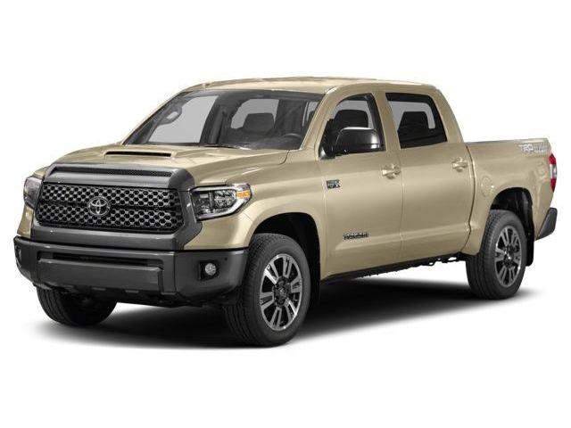 2018 Toyota Tundra SR5 Plus 5.7L V8 (Stk: 18116) in Peterborough - Image 1 of 2