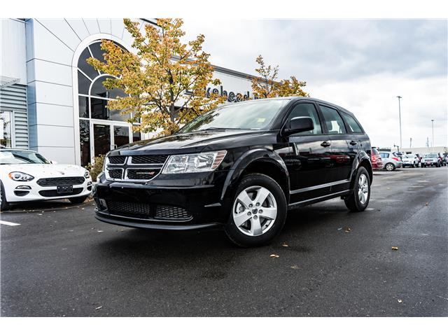 2018 Dodge Journey CVP/SE (Stk: 181096) in Thunder Bay - Image 1 of 15