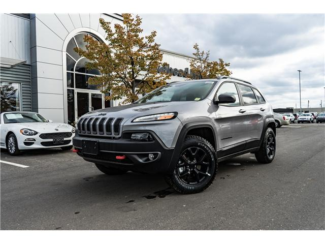 2018 Jeep Cherokee Trailhawk (Stk: 181056) in Thunder Bay - Image 1 of 17