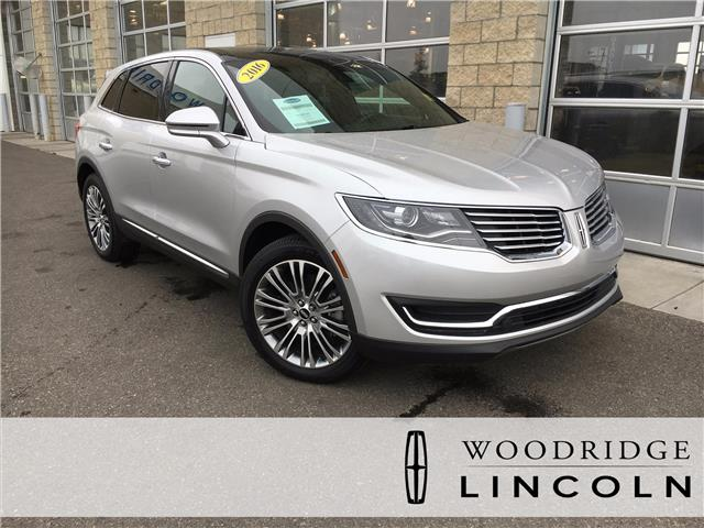 2016 Lincoln MKX Reserve (Stk: 28950) in Calgary - Image 1 of 22