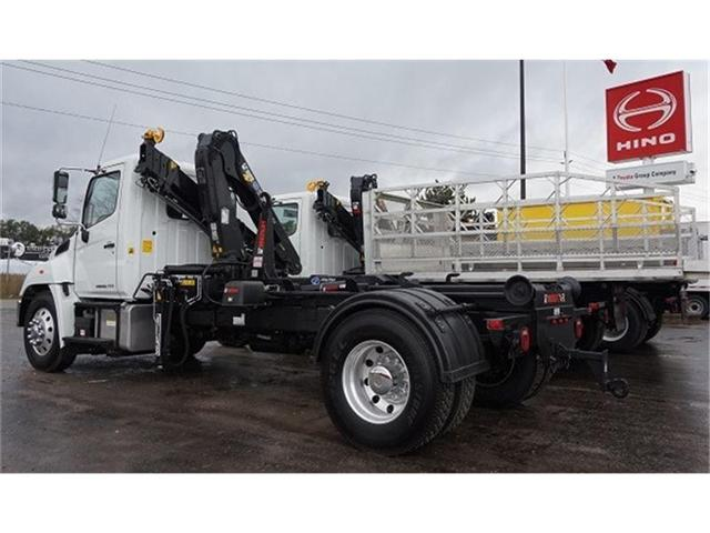 2016 Hino 338 w/ XR& Multilift Hooklift System - (Stk: HLTS12005T) in Barrie - Image 2 of 9