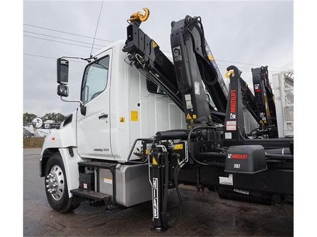 2016 Hino 338 w/ XR& Multilift Hooklift System - (Stk: HLTS12005T) in Barrie - Image 3 of 9