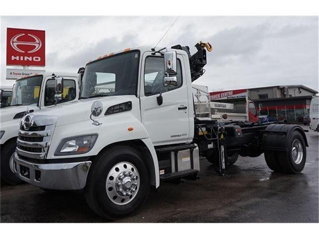 2016 Hino 338 w/ XR& Multilift Hooklift System - (Stk: HLTS12005T) in Barrie - Image 5 of 9