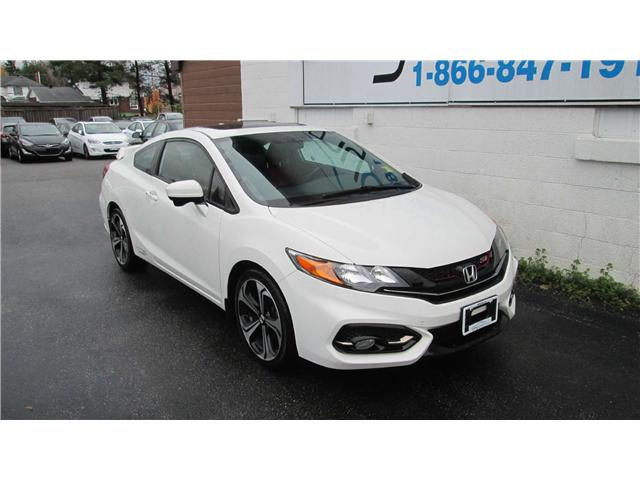 2015 Honda Civic Si (Stk: 171576) in Kingston - Image 1 of 14
