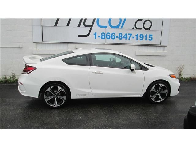 2015 Honda Civic Si (Stk: 171576) in North Bay - Image 2 of 14
