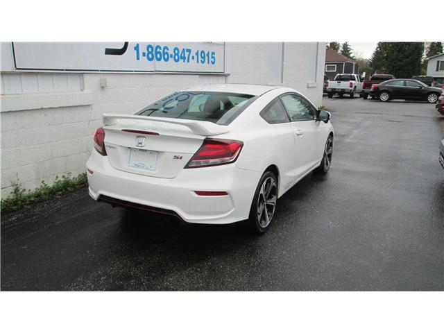 2015 Honda Civic Si (Stk: 171576) in Richmond - Image 3 of 14