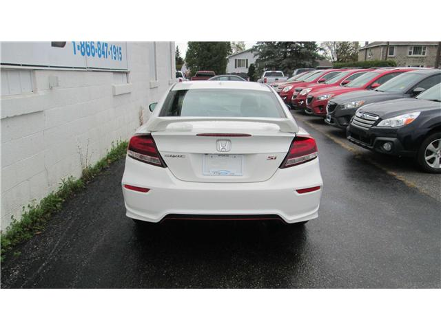2015 Honda Civic Si (Stk: 171576) in Richmond - Image 4 of 14