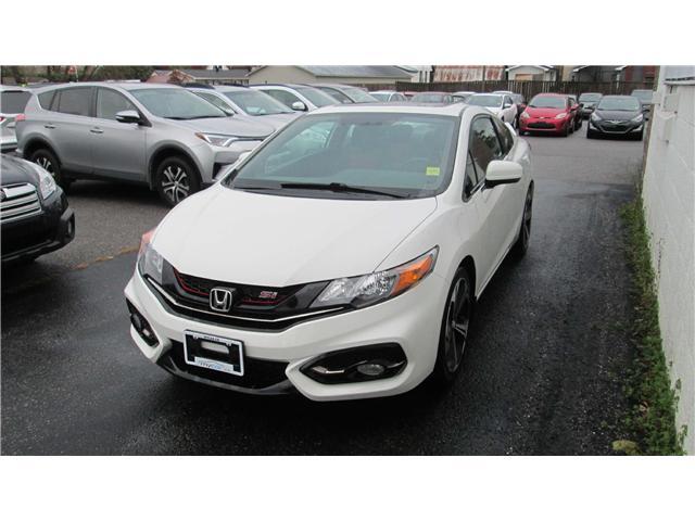2015 Honda Civic Si (Stk: 171576) in Kingston - Image 6 of 14