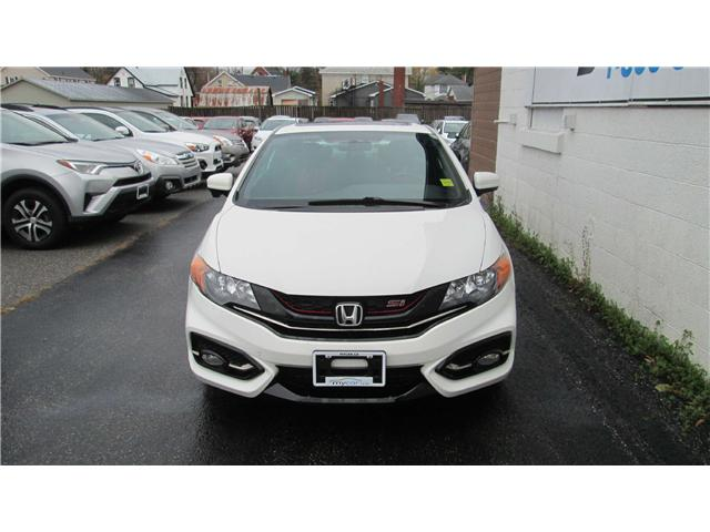2015 Honda Civic Si (Stk: 171576) in Richmond - Image 7 of 14