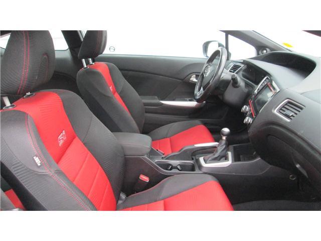 2015 Honda Civic Si (Stk: 171576) in Kingston - Image 10 of 14