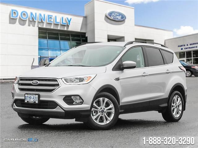 2017 Ford Escape SE (Stk: DQ2079) in Ottawa - Image 1 of 27