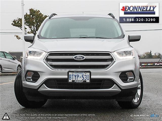 2017 Ford Escape SE (Stk: DQ2079) in Ottawa - Image 2 of 27