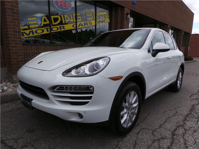 2012 Porsche Cayenne Base (Stk: 10255) in Woodbridge - Image 1 of 16