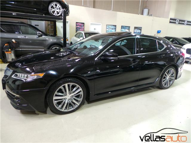 2015 Acura TLX  (Stk: NP0358) in Vaughan - Image 4 of 23