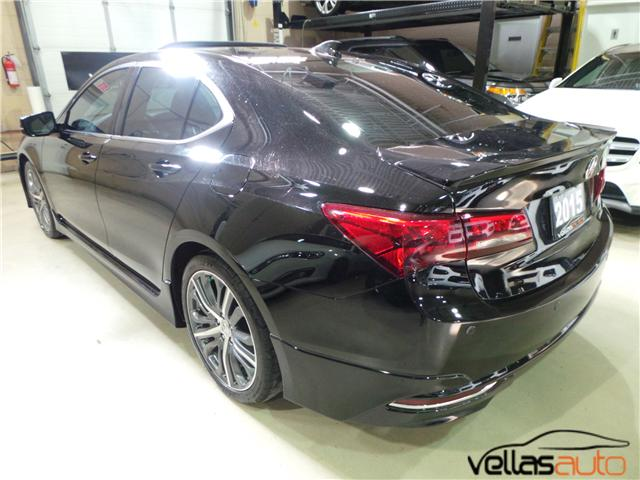 2015 Acura TLX  (Stk: NP0358) in Vaughan - Image 6 of 23