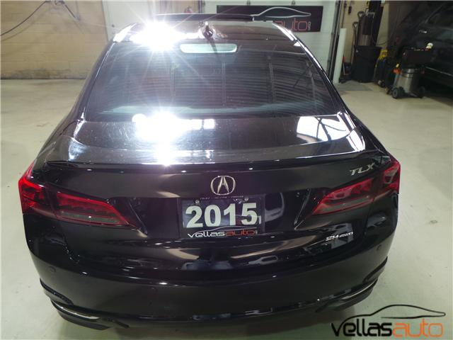 2015 Acura TLX  (Stk: NP0358) in Vaughan - Image 7 of 23