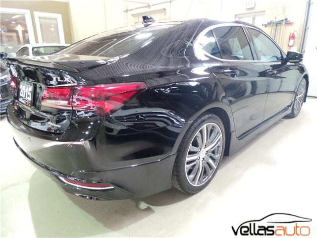 2015 Acura TLX  (Stk: NP0358) in Vaughan - Image 8 of 23