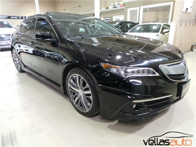 2015 Acura TLX  (Stk: NP0358) in Vaughan - Image 9 of 23
