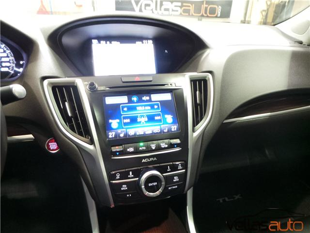 2015 Acura TLX  (Stk: NP0358) in Vaughan - Image 17 of 23
