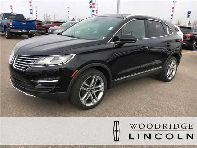 2018 Lincoln MKC Reserve (Stk: J-65) in Calgary - Image 1 of 4