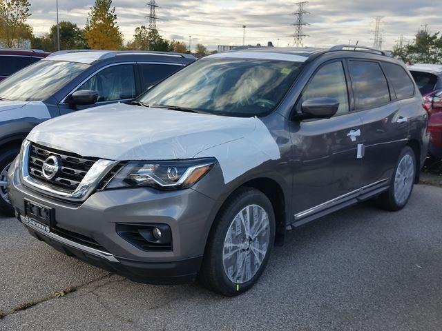 2018 Nissan Pathfinder Platinum (Stk: 518008) in Toronto - Image 1 of 2