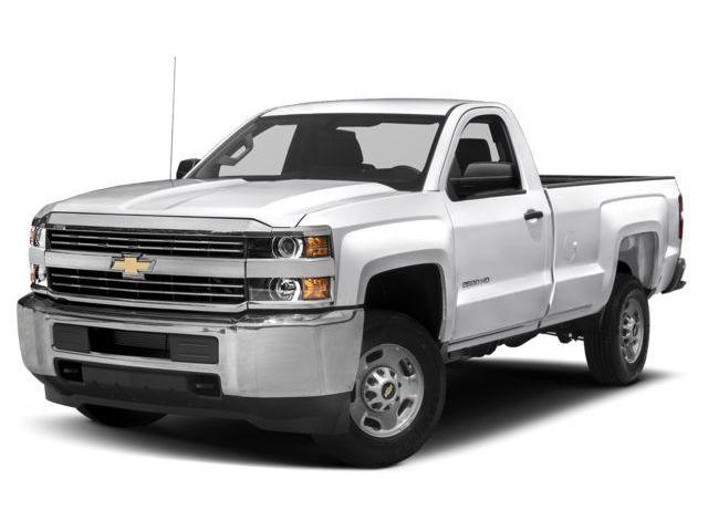 2018 Chevrolet Silverado 2500HD WT (Stk: 134524) in Richmond Hill - Image 1 of 9