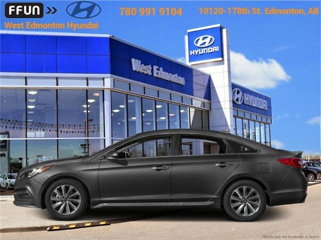 2017 Hyundai Sonata Sport Tech (Stk: SN78451) in Edmonton - Image 1 of 1