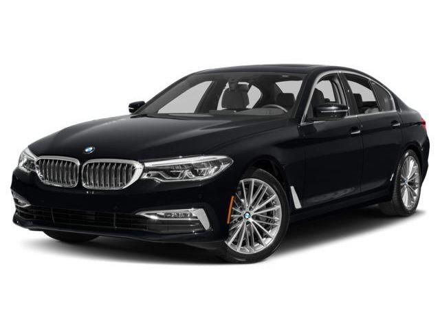 2018 BMW 540 i xDrive (Stk: 19965) in Mississauga - Image 1 of 9