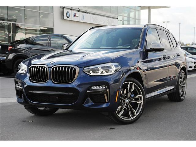 2018 BMW X3 M40i (Stk: 8A45963) in Brampton - Image 1 of 15