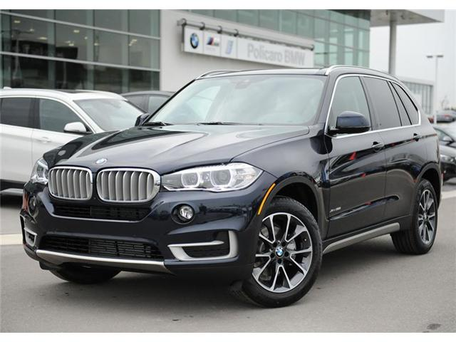 2018 BMW X5 xDrive35i (Stk: 8X89518) in Brampton - Image 1 of 11