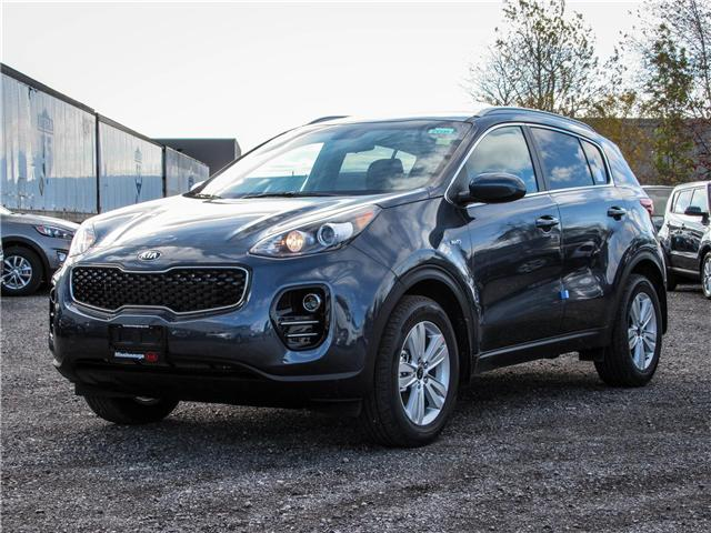 2018 Kia Sportage LX (Stk: SP18038) in Mississauga - Image 1 of 19