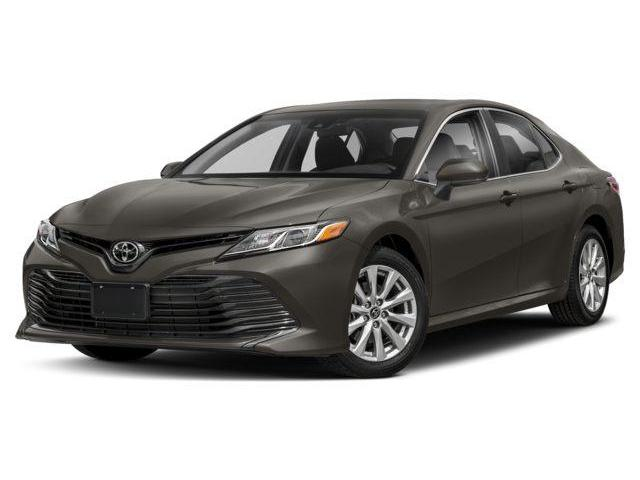 2018 Toyota Camry LE (Stk: N34517) in Goderich - Image 1 of 9