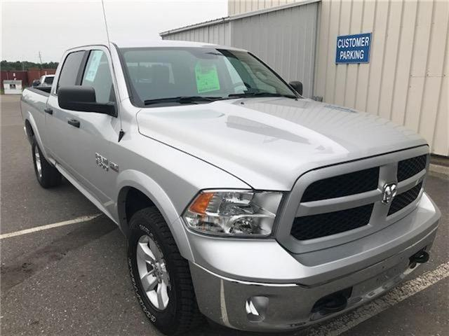2017 RAM 1500 SLT (Stk: 14518DO) in Thunder Bay - Image 1 of 15