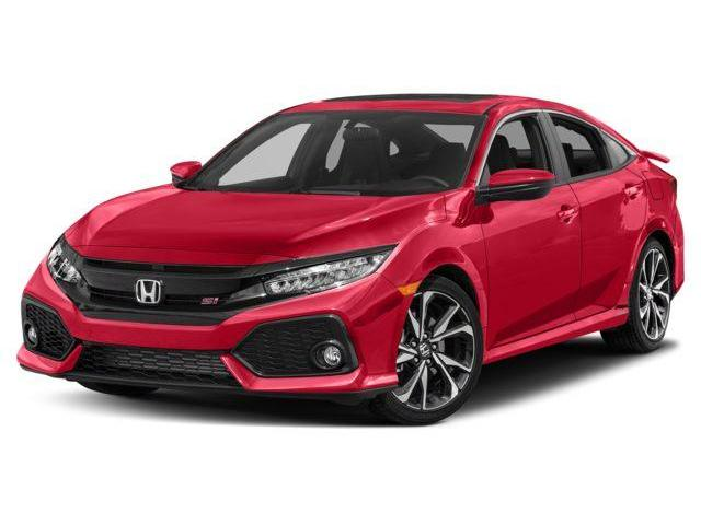 2017 Honda Civic Si (Stk: 1704P) in Barrie - Image 1 of 9