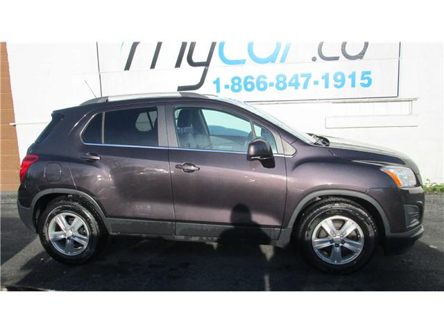 2015 Chevrolet Trax 1LT (Stk: 171516) in Kingston - Image 2 of 13